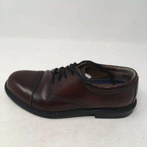 DOCKERS LEATHER OXFORD SHOES 9M